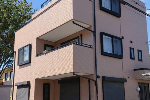船橋市 K様邸 外壁塗装 コーキング打替え 防水工事