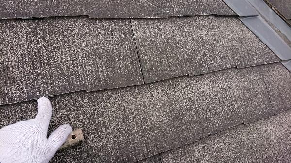 千葉県市川市 屋根塗装 屋根・外壁診断0円 色褪せ 苔 変色 剥がれ