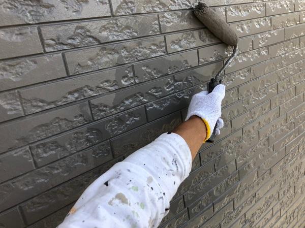 千葉県鎌ケ谷市 外壁塗装 防水工事 カラーシュミレーター 水谷ペイント ナノコンポジットW