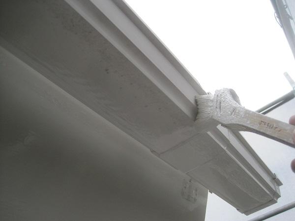 千葉県習志野市 屋根塗装 外壁塗装 断熱塗料 ガイナ 3度塗り