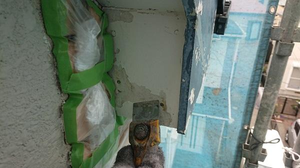 千葉県船橋市 屋根塗装 外壁塗装 下地処理 高圧洗浄 養生 シーリング打ち替え工事