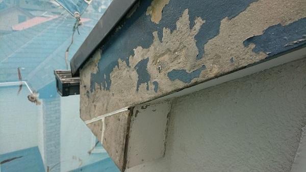 千葉県船橋市 屋根塗装 外壁塗装 事前調査 ひび 汚れ 剥がれ 苔・藻