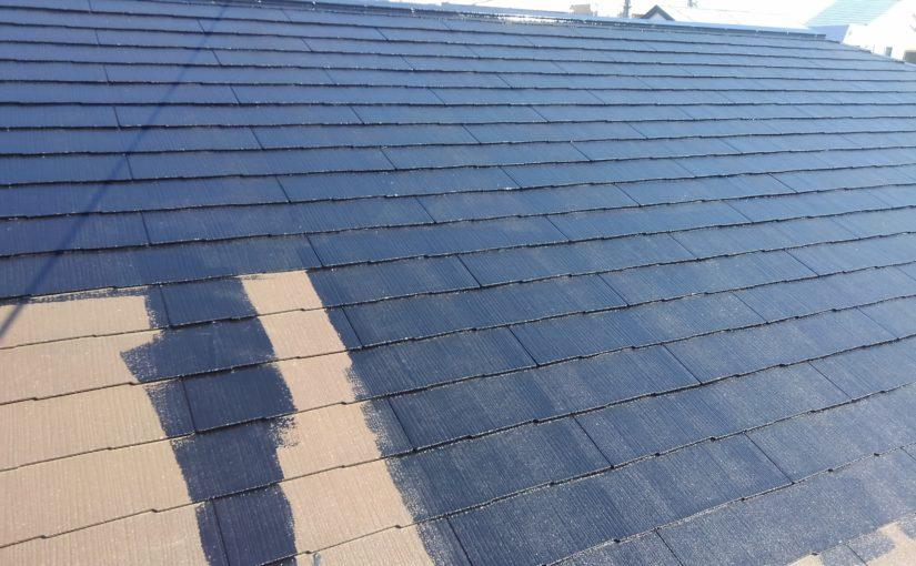 千葉県船橋市 外壁塗装 屋根塗装 雨漏り 日本ペイント パーフェクトトップ