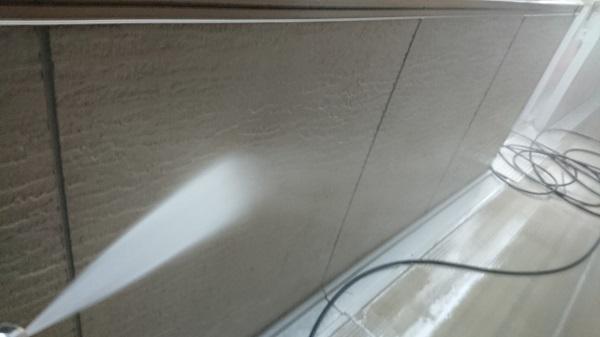 千葉県習志野市 外壁塗装 屋根塗装 無料診断 高圧洗浄作業
