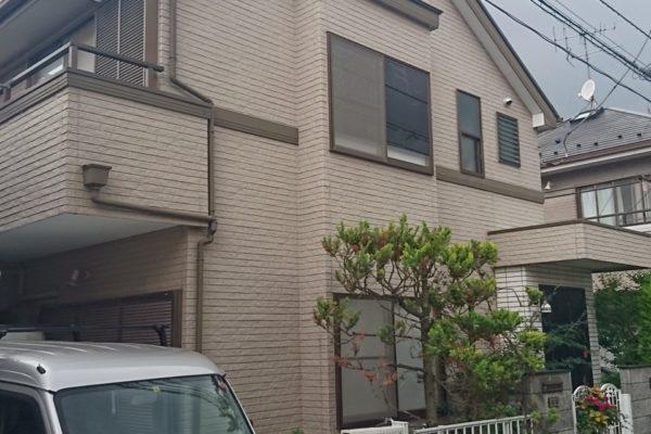 船橋市 外壁塗装 屋根塗装 付帯部塗装 コーキング工事