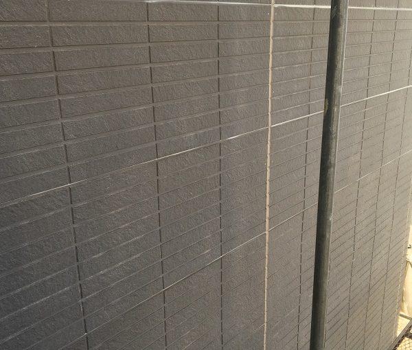 千葉県白井市 外壁塗装 屋根塗装 コーキング打ち替え工事 ひび割れ補修 目荒らし