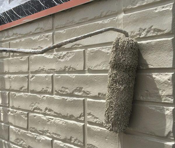 千葉県鎌ケ谷市 外壁塗装 ケレン作業 光触媒塗料 ピュアコート ピアレックス