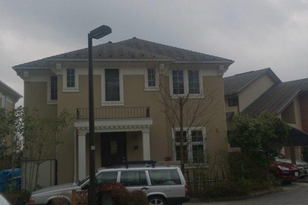 市川市 屋根塗装 付帯部塗装