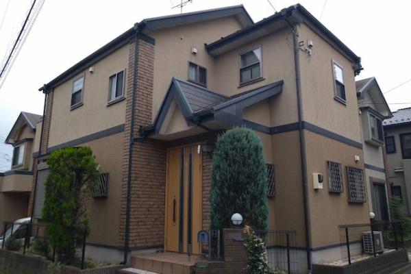 千葉県船橋市西船 外壁・屋根塗装工事