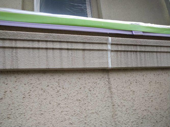 外壁コーキング補修の画像