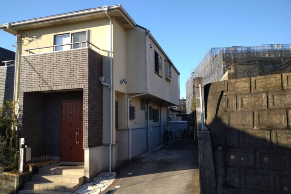 千葉県船橋市 屋根・外壁塗装工事 アイカ工業ジョリパットインフィニティ