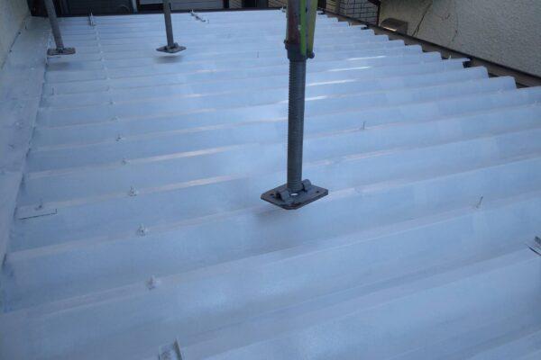 折半屋根 プライマー