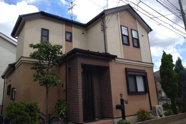 船橋市習志野台 外壁・屋根塗装工事 T様邸