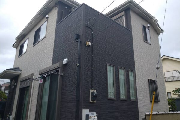 船橋市 外壁・屋根塗装工事 コーキング補修 I様邸