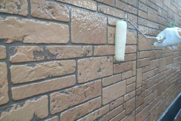船橋市咲が丘 外壁塗装工事 外壁塗装 クリアー塗装 I様邸